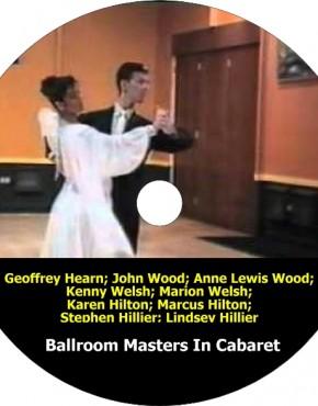 Ballroom Masters In Cabaret