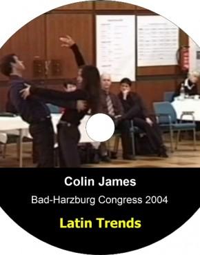Colin James – Latin Trends (Bad-Harzburg Congress 2004)