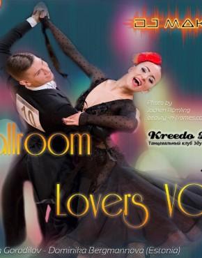 Dj Maksy - Ballroom Lovers Vol 4