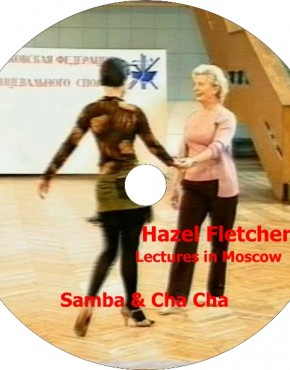 Hazel Fletcher's Lecture in Moscow - Samba & Cha Cha