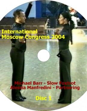 International Moscow Congress 2004 Disc1