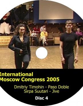 International Moscow Congress 2005 Disc4