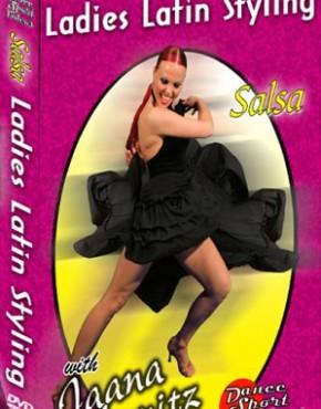 Ladies Latin Styling Salsa