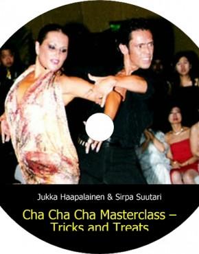 Cha Cha Cha Masterclass – Tricks and Treats
