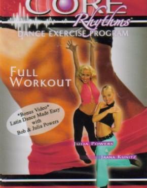 Core Rhythms - Full Workout