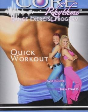 Core Rhythms - Quick Workout