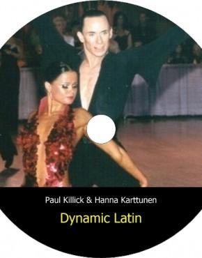 Dynamic Latin - Paul Killick & Hanna Karttunen