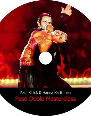 Paso Doble Masterclass - Paul Killick & Hanna Karttunen