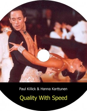 Quality with speed - Paul Killick & Hanna Karttunen