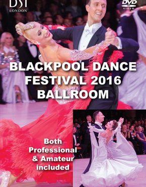 Blackpool Dance Festival 2016 ballroom