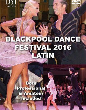 Blackpool Dance Festival 2016 latin
