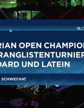 Austrian Open Championship & Showdance 2016