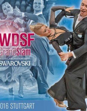 WDSF Grand Slam Stuttgart Standard 2016