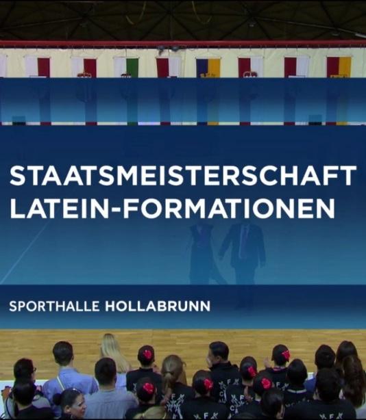 2017 Austrian Championship Formation Dance