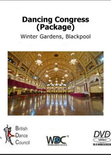 Blackpool Congress cover